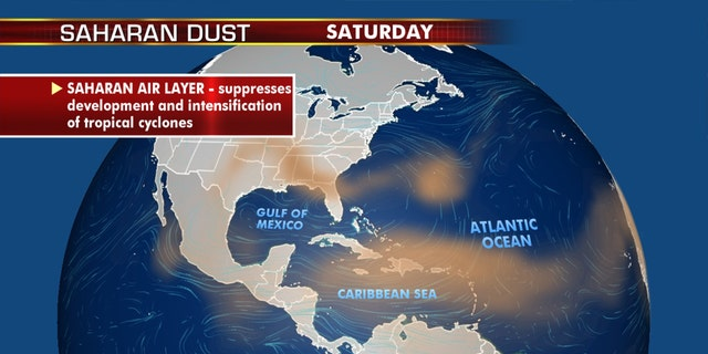 Westlake Legal Group wedswx_7 Saharan dust plume drifts toward US as Dolly weakens over Atlantic; heavy rain threat for Gulf Coast Travis Fedschun Janice Dean fox-news/world/disasters/hurricanes-typhoons fox-news/weather fox-news/us/disasters/tropical-storm fox-news/us/disasters/hurricanes-typhoons fox-news/us/disasters/heat-wave fox-news/us/disasters/floods fox-news/us/disasters/flash-flood fox-news/us/disasters/disaster-response fox-news/us/disasters fox news fnc/us fnc article 2ca93642-374d-5367-a3e5-243a8896f05d
