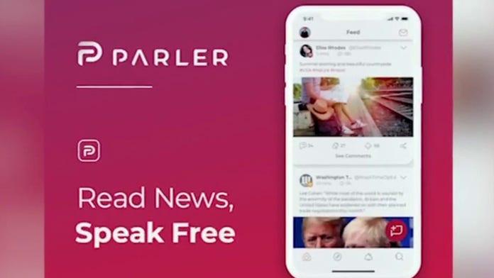 Social media alternative Parler doesn't censor, fact-check posts ...