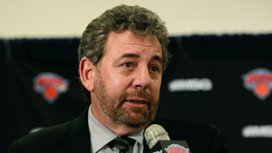 Rangers, Knicks owner James Dolan 'vehemently' condemns racism after internal memo sparks backlash: report