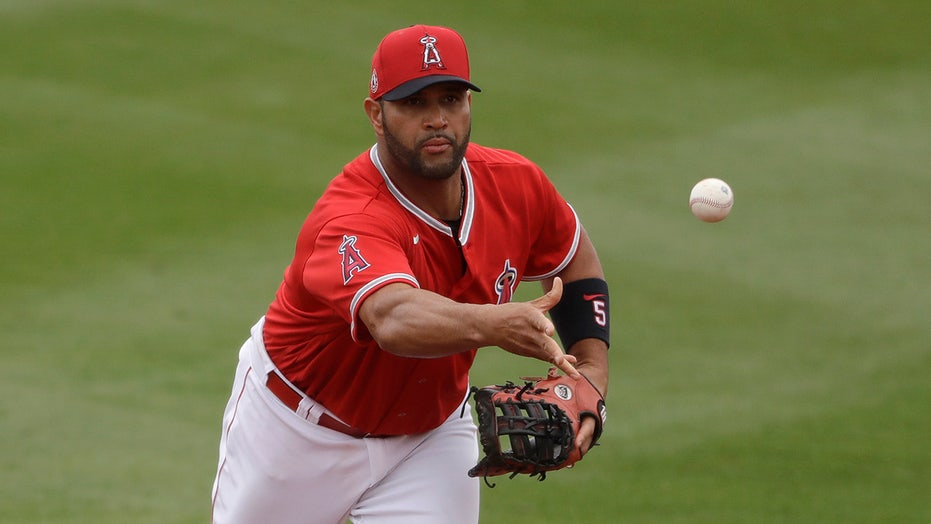 Angels' Albert Pujols may be playing in final MLB season in 2021