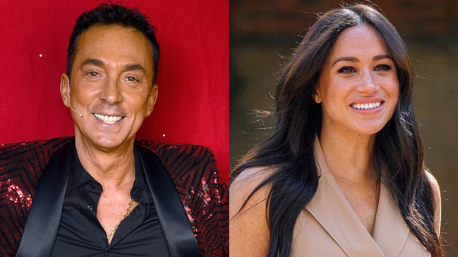 meghan markle would look accessible on dancing with the stars says judge bruno tonioli fox news meghan markle would look accessible