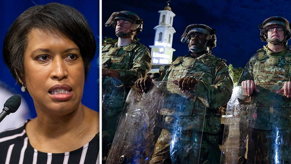 Sen. Mike Lee claims DC mayor to evict National Guard soldiers