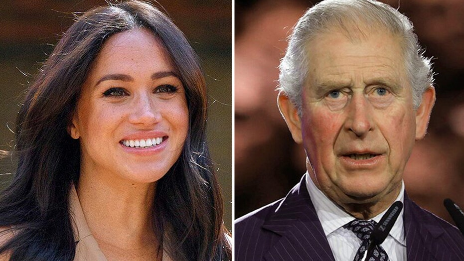 Fans accuse Prince Charles of cutting Meghan Markle out of Archie's birthday post