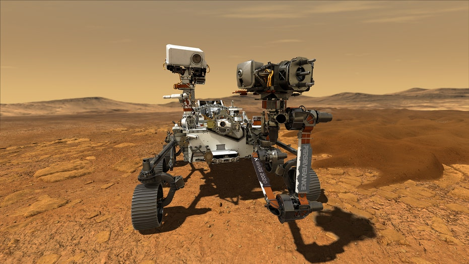 Here's how NASA's Perseverance rover will search for life on Mars
