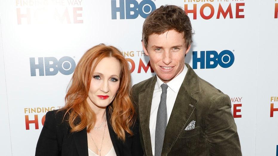J.K. Rowling's 'Fantastic Beasts' star Eddie Redmayne calls out 'vitriol' against author: 'Disgusting'