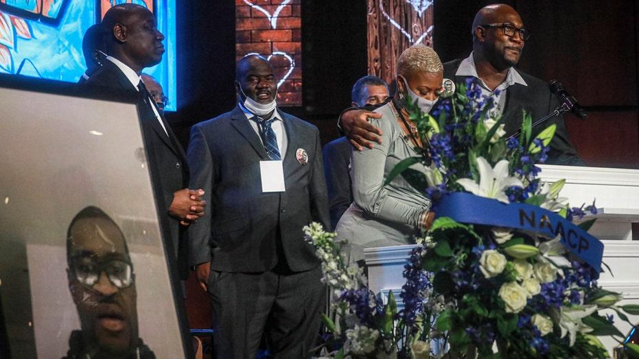 Alveda King on George Floyd's memorial, healing the nation