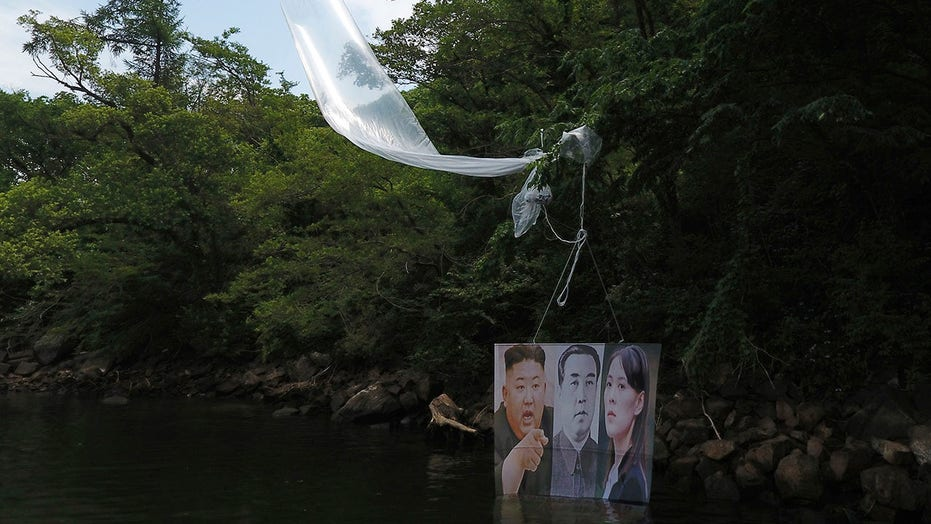 South Korea bans flying anti-Kim propaganda leaflets to North Korea by balloon