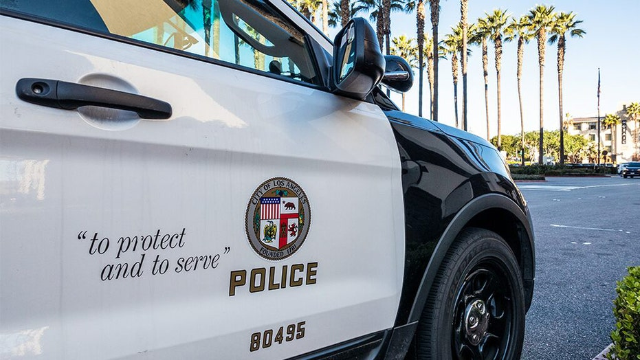 Assaults on Los Angeles police officers have risen 156% since last year, chief says