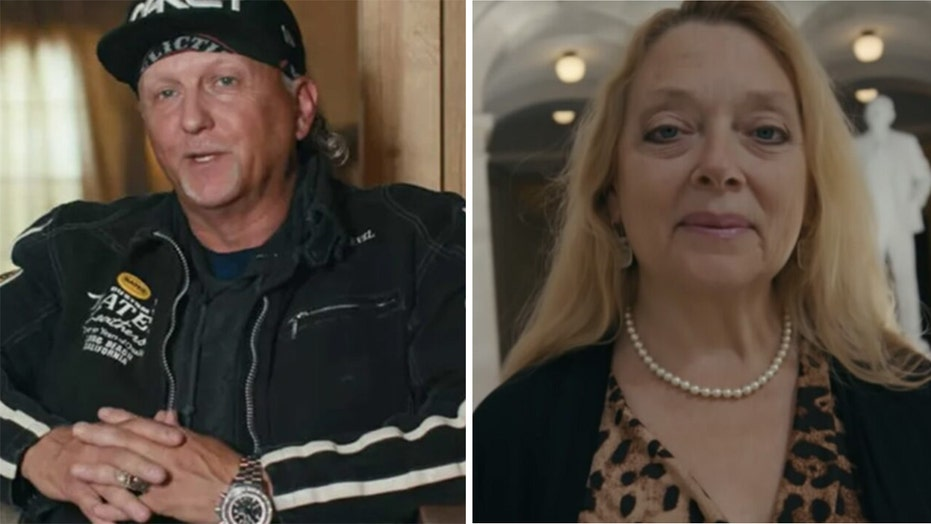 'Tiger King' star Jeff Lowe claims Carol Baskin, husband Howard were spying on his property with drones