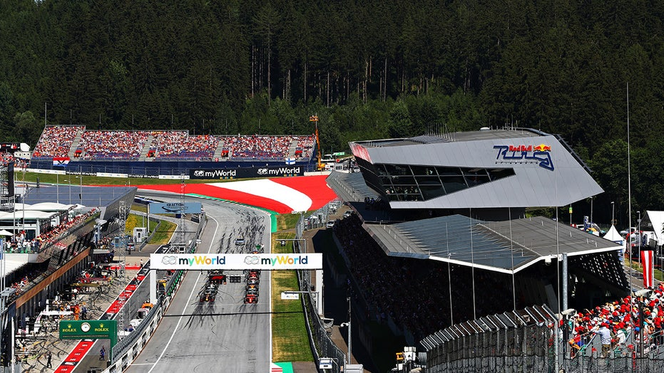 F1 Kicking Off Season With Back To Back Races At Austria S Red Bull Ring Fox News