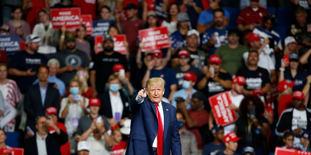 Trump rally 'likely' source of virus surge, health official says
