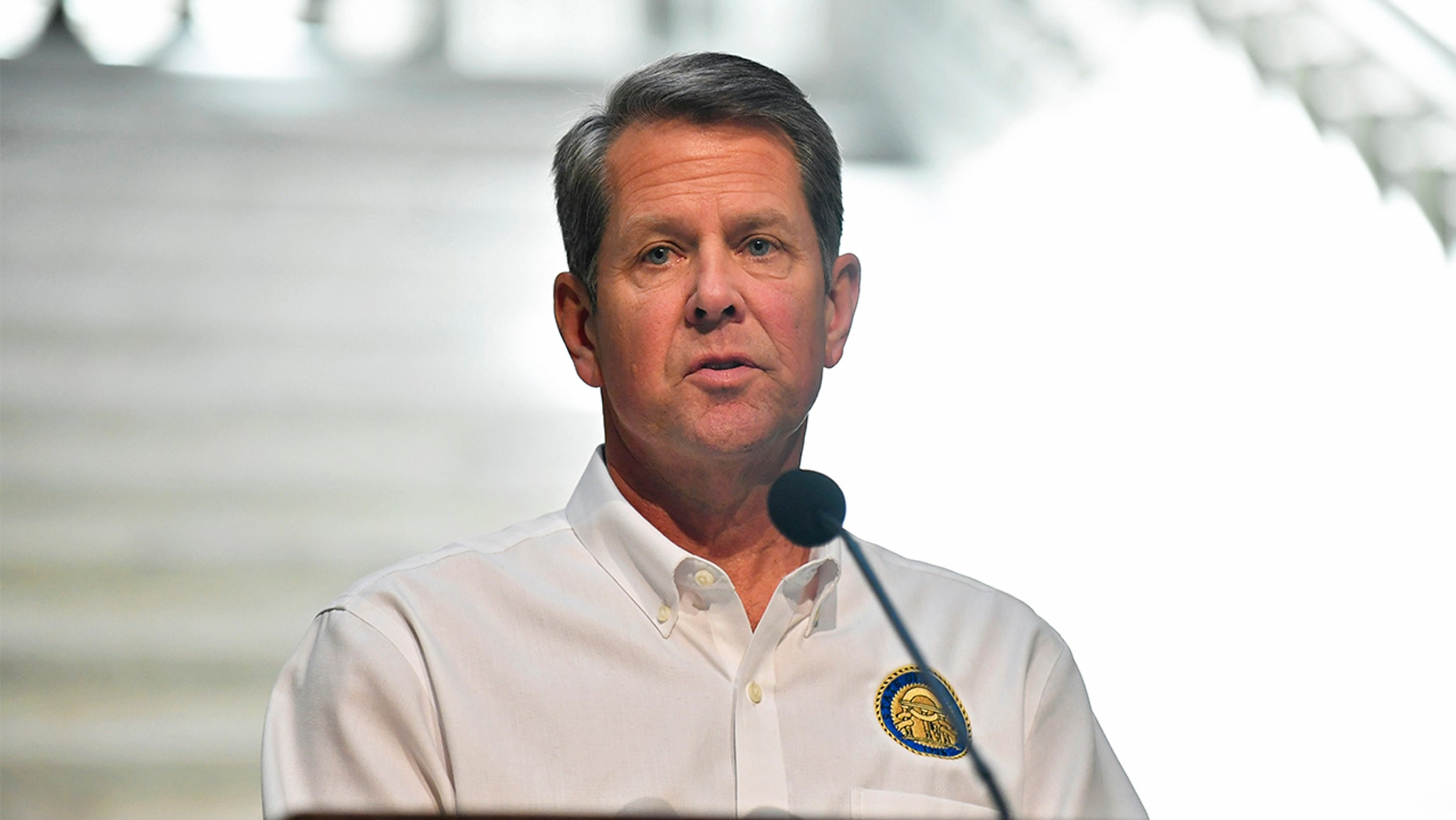 Georgia Gov. Kemp signs new law to strip human traffickers of commercial driver's licenses for life