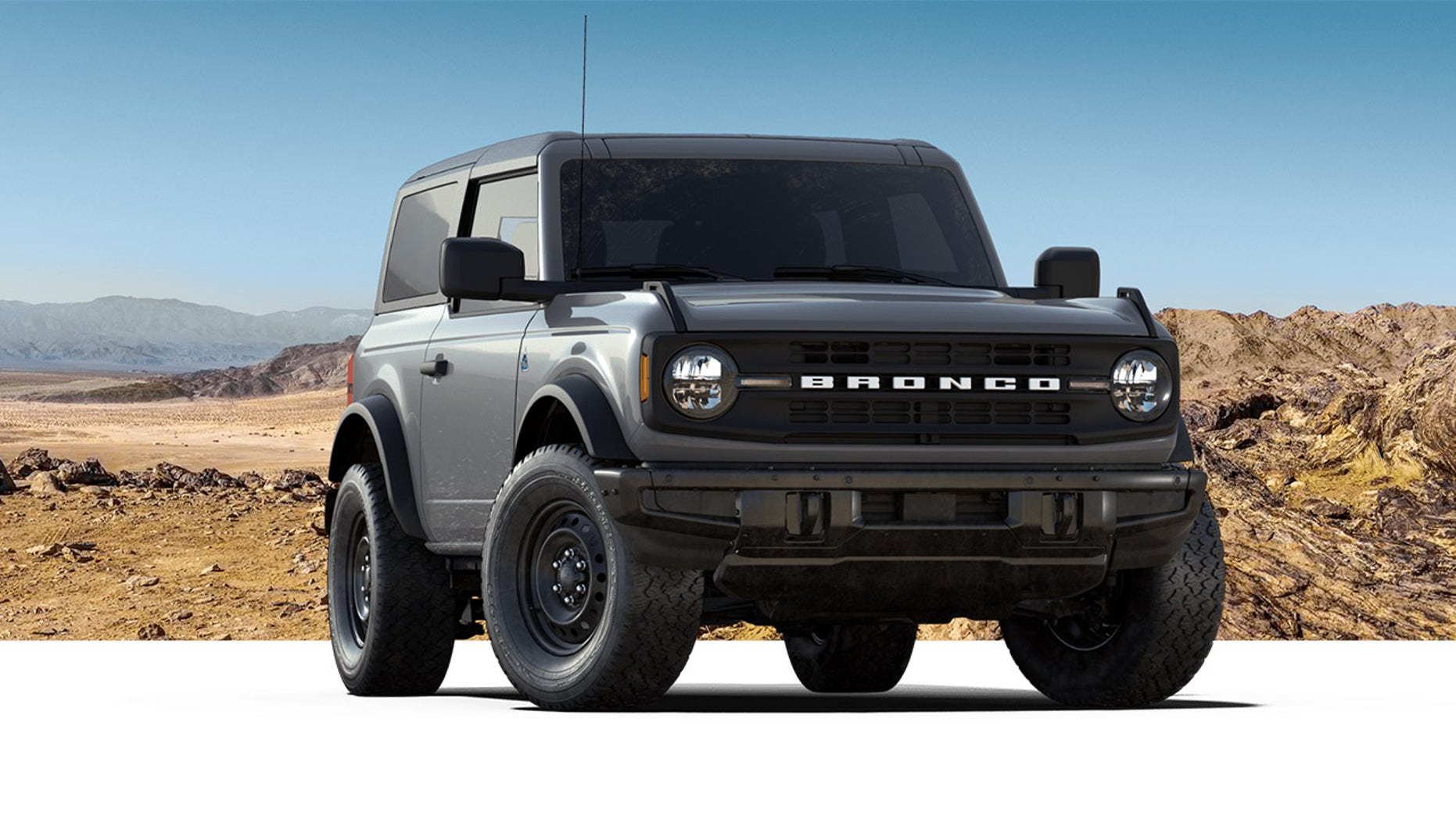 2021 Ford Bronco models cost