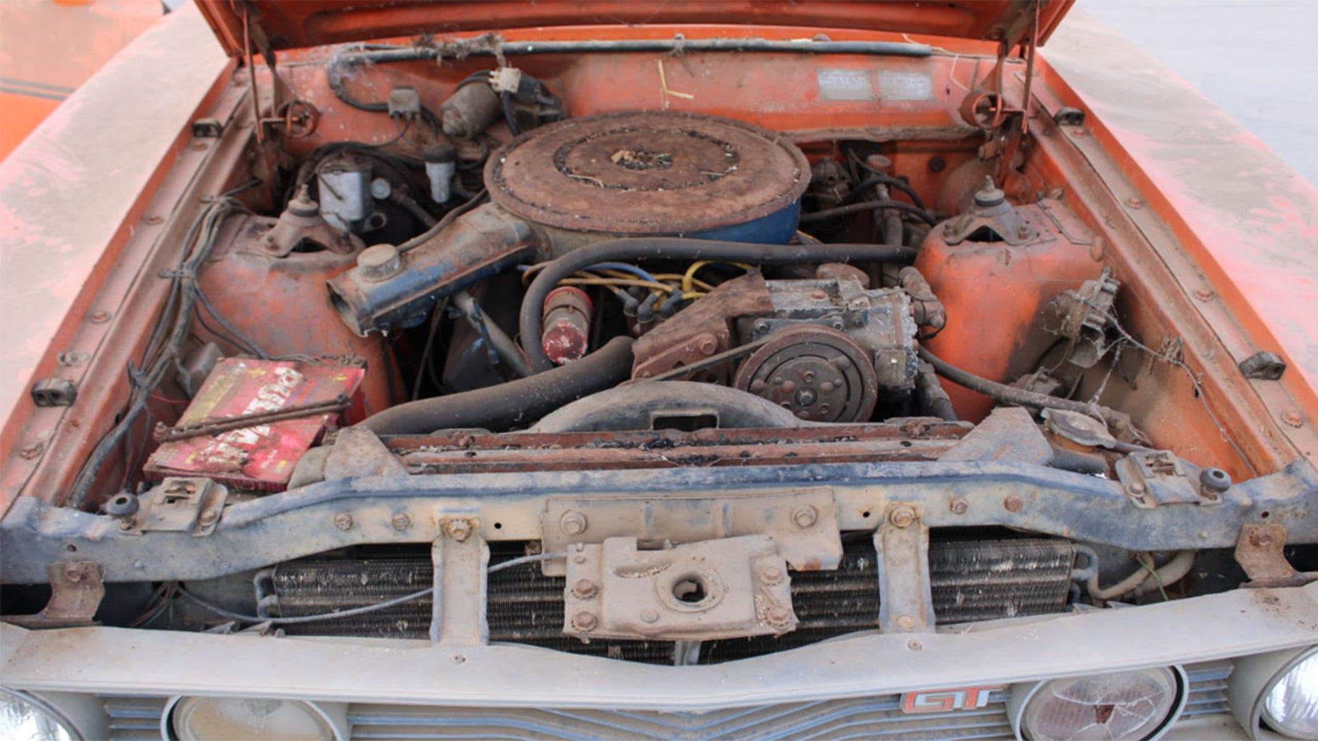 1973 Ford Falcon