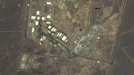 'Incident' near Iran's Natanz nuclear facility damages building