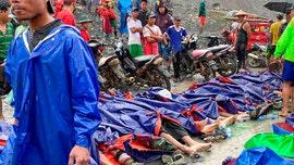 Myanmar landslide kills at least 113 at jade mine: report