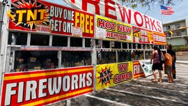Record number of people buying fireworks this Fourth of July amid coronavirus restrictions