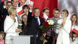 Poland reelects President Andrzej Duda in narrow victory over liberal Warsaw mayor Rafal Trzaskowski