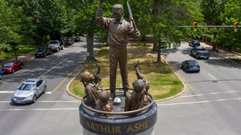 Statue to tennis star Arthur Ashe to stay put in Richmond