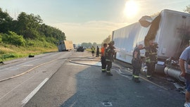 4 children killed in Indiana after semitrailer slammed into their car
