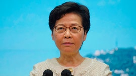 Hong Kong leader claims new national security law is not 'doom and gloom' despite TikTok pulling out