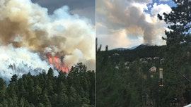 Wildfires in Utah, Colorado force evacuations as fire conditions linger out west