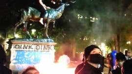 Riot declared in Portland, cops order protesters to leave or face arrest