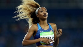 Olympic sprinter Deajah Stevens banned 18 months for missed tests