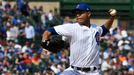 Cubs' Jose Quintana has surgery after slicing finger open doing dishes at home