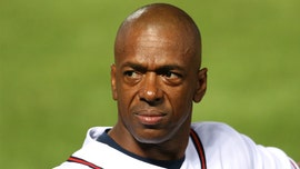 Julio Franco shows off sweet swing at the young age of 61