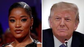 Keke Palmer slams Trump, says 'he's inciting a race war'