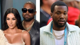Rapper Meek Mill seemingly addresses Kanye West's tweets about meeting with Kim Kardashian