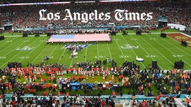 LA Times op-ed mocked for calling to replace 'The Star-Spangled Banner' with 'Lean on Me'