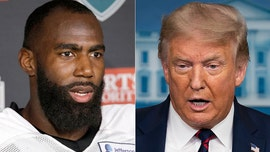 Saints' Malcolm Jenkins says Trump 'ignoring' purpose of national anthem protests: 'He understands the point'