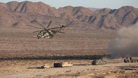 Active shooter situation at California Marine Corps base