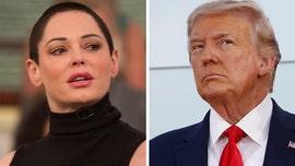 Rose McGowan urges Trump to donate to Tara Reade fundraiser 'in Biden's name'