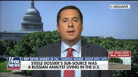 Rep. Nunes on secret source for anti-Trump Steele dossier: 'expanded our?investigation' into Brookings?Institute