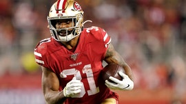 49ers' Raheem Mostert breaks NFL record for fastest run with 80-yard touchdown