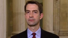 Sen. Tom Cotton: China's sanctions won't affect me much. But we'll never stop fighting for CCP's victims