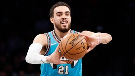Grizzlies' Tyus Jones finds unsuspected surprise on floor at NBA bubble: 'Oh nah'