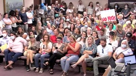 Anti-mask crowd fills Utah County meeting on mask mandate exemption request; meeting rescheduled due to health concerns
