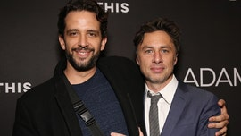 Zach Braff gets tattoo to honor late friend Nick Cordero: 'In loving memory'