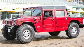 Fox News Virtual Auto Show: Your HUMMER trucks