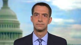 Sen. Tom Cotton: When Trump gets hawkish on Russia, Dems 'curl up in the fetal position'