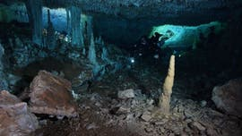 Ice age mining camp found 'frozen in time' in underwater Mexican cave
