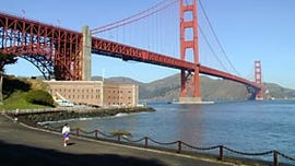 Golden Gate Bridge makes 'screeching' sound some say caused physiological distress: report
