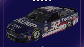 Corey LaJoie's Go Fas Racing Ford Mustang to run Trump 2020 sponsorship in 9 races