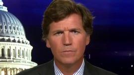 Tucker warns 'fraud' Kamala Harris or 'unapologetic,' 'extreme' Karen Bass could run US if Biden wins