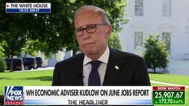 Larry Kudlow: 8M jobs created in 2 months, 'businesses are going through a new beginning'