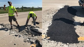 Hot weather causing dozens of roads to buckle in Illinois, Wisconsin